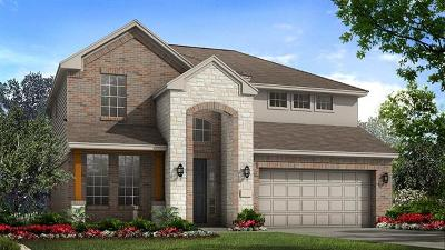 Leander Single Family Home For Sale: 3000 Scout Pony Dr