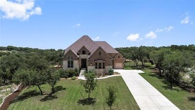 Hays County Single Family Home For Sale: 210 Charismatic Pl