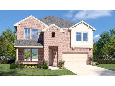 Leander Single Family Home For Sale: 1440 Brooks Way