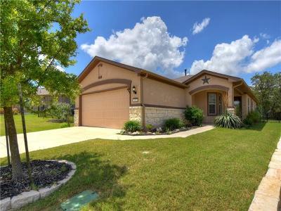 Sun City Single Family Home For Sale: 605 Salado Creek Ln