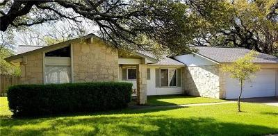 Austin Single Family Home For Sale: 11500 Windermere Mdws