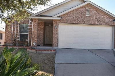 Pflugerville Single Family Home For Sale: 524 Sweet Leaf Ln