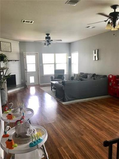 Hutto Single Family Home For Sale: 115 Brown St