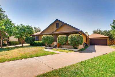 Leander Single Family Home For Sale: 1716 Mimosa Ln