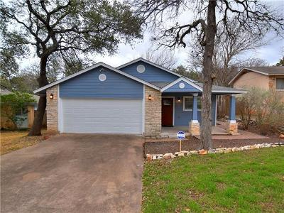 Travis County Single Family Home Pending - Taking Backups: 12321 Havelock Dr