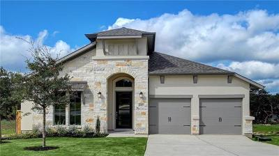 Georgetown Single Family Home For Sale: 2101 Limestone Lake Dr