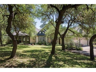 Wimberley Single Family Home For Sale: 25 W Valley Spring Rd