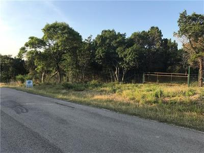Hays County Residential Lots & Land For Sale: 8405 Bear Creek Dr