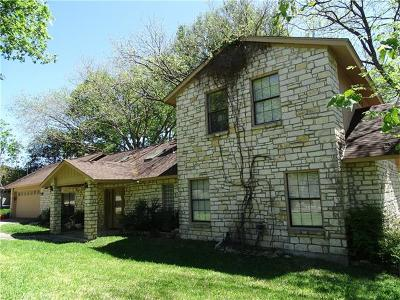 Wimberley Single Family Home For Sale: 1844 Flite Acres Rd