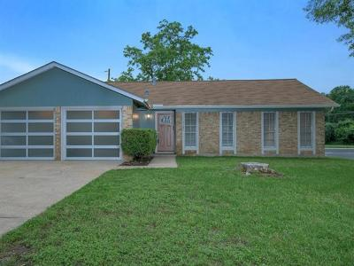 Single Family Home For Sale: 5101 Wayborne Hill Dr