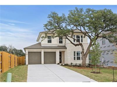 Austin Single Family Home For Sale: 14705 Iveans