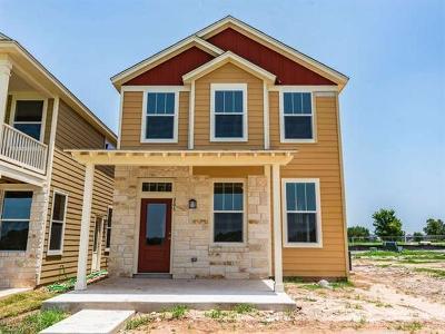 Kyle Single Family Home For Sale: 205 Martha Ln