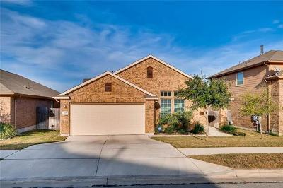 Buda Single Family Home For Sale: 319 Strawberry Blonde Dr
