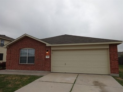 Hutto Rental For Rent: 307 Brown St