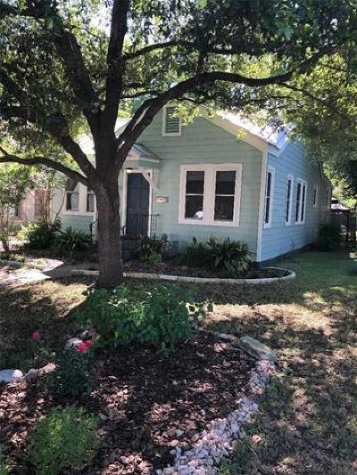 Austin Single Family Home For Sale: 4706 Ramsey Ave