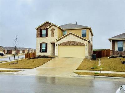 Buda Single Family Home For Sale: 218 Lyre Leaf Dr