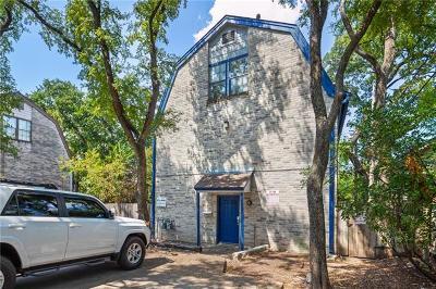 Austin Multi Family Home For Sale: 3104 Cedar St