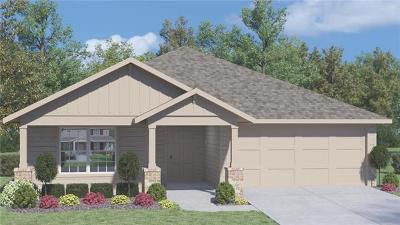 Hutto TX Single Family Home For Sale: $249,990