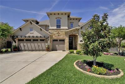 Round Rock Single Family Home Pending - Taking Backups: 4365 Caldwell Palm Cir