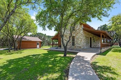 Georgetown Single Family Home For Sale: 100 E Ridgewood Rd