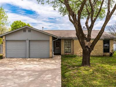Buda Single Family Home For Sale: 407 Las Cruces St