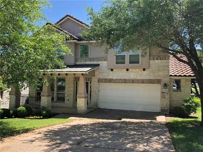 Austin Single Family Home For Sale: 14509 American Kestrel Dr