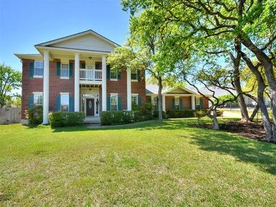 Austin Single Family Home For Sale: 9401 Leaning Rock Cir