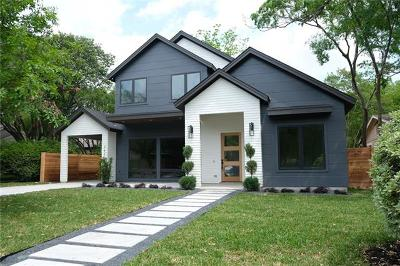 Travis County, Williamson County Single Family Home Pending - Taking Backups: 2620 W 49 1/2 St