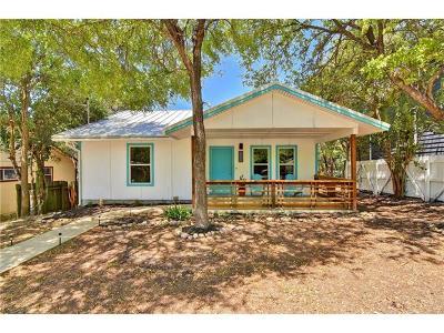 Travis County, Williamson County Single Family Home Pending - Taking Backups: 1114 Delano St
