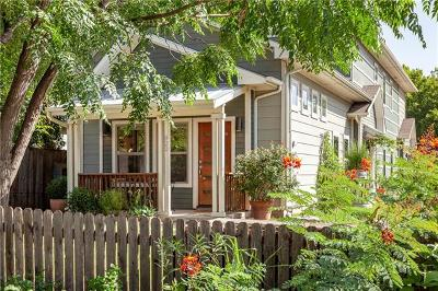 Travis County Single Family Home For Sale: 922 E 52nd St