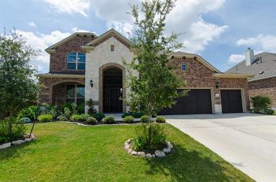 Leander Single Family Home For Sale: 1800 Hollowback Dr