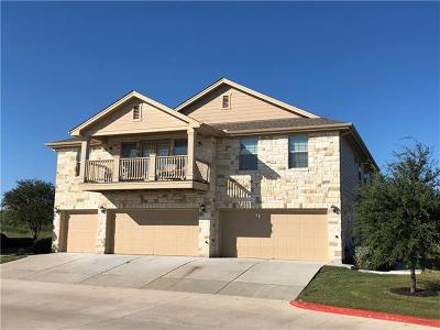Hays County, Travis County, Williamson County Condo/Townhouse For Sale: 9201 Brodie Ln #5202