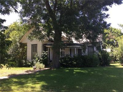 Georgetown Single Family Home For Sale: 1304 E University Ave
