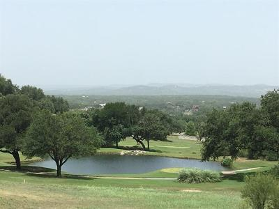 Spicewood Residential Lots & Land For Sale: 27016 Waterfall Hill Pkwy