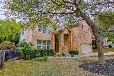 Steiner Ranch Single Family Home For Sale: 3327 Mulberry Creek Dr