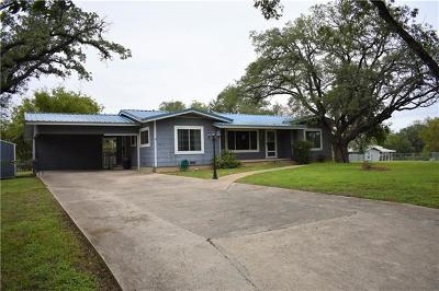 Lampasas Single Family Home For Sale: 25 Sue Ann Dr