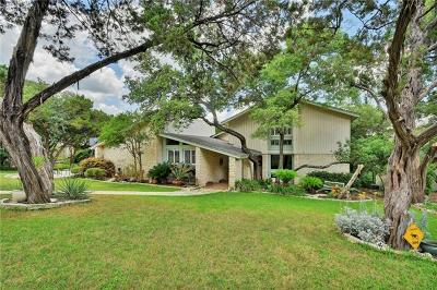 Hays County, Travis County, Williamson County Single Family Home For Sale: 3711 Laurel Ledge Ln
