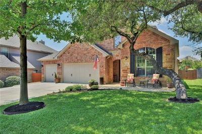 Cedar Park Single Family Home Pending - Taking Backups: 1303 Ravensbrook Bnd