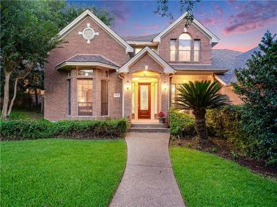 Travis County Single Family Home Pending - Taking Backups: 10513 Indigo Broom Loop