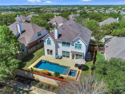 Cedar Park Single Family Home Pending - Taking Backups: 2812 Corabella Pl