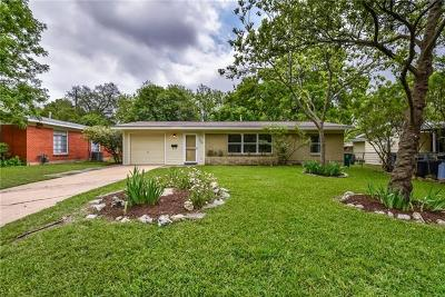 Travis County Single Family Home For Sale: 7709 Lazy Ln