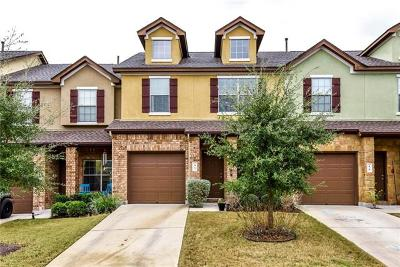 Cedar Park TX Condo/Townhouse For Sale: $199,900