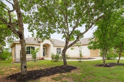 Wimberley Single Family Home For Sale: 218 Shady Bluff Dr