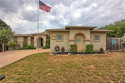 Lago Vista Single Family Home For Sale: 21616 Boggy Ford Rd