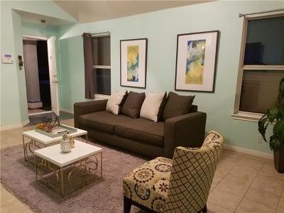 Manor Single Family Home Pending - Taking Backups: 16713 Trevin Cv