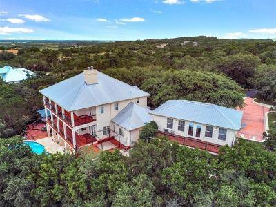 Hays County Single Family Home For Sale: 600 Blanco River Ranch Rd