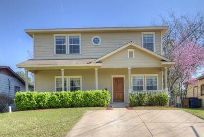 Single Family Home For Sale: 4806 Oak Cliff Dr