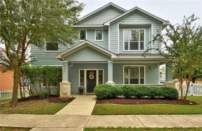 Kyle Single Family Home For Sale: 206 Skinner