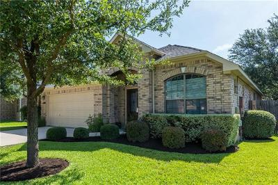 Cedar Park Single Family Home Pending - Taking Backups: 202 Saddle Ridge Dr