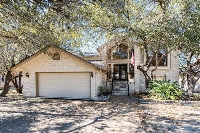 Spicewood Single Family Home For Sale: 22010 Briarcliff Dr